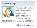 Scratch Day link on the front page.png