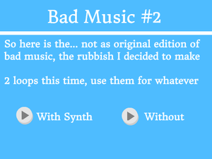 Eng:Music Projects - Test-Scratch-Wiki